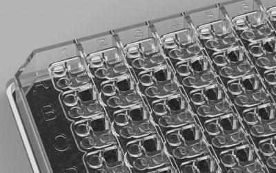 SWISSCI 3-Lens Low Profile Crystallisation Plate